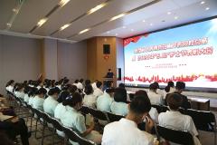 """川泌举行新冠病毒防控工作阶段性总结暨 2020年""""5·12""""护士节表彰大会"""