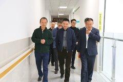 四川省泌尿外科医院与大邑希尔医院正式签署医联体协议