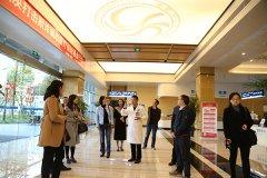 宜宾市政府驻蓉办领导视察四川省泌尿外科医院