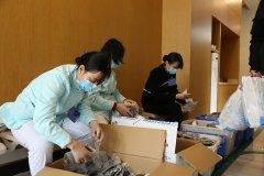 [疫情不止·我们不停]川泌为中华名园3000多住户送去18000袋预防中药汤剂