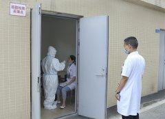 四川泌尿科医院全面完成全院职工核酸检测工作