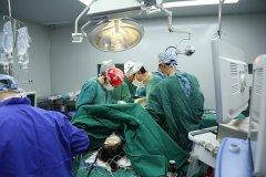 【特色医疗】四川泌尿外科医院成功完成一例独肾20公分肿瘤手术