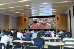 四川泌尿外科医院党支部举行党史学习教育活动